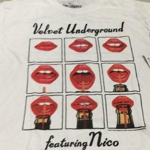 Forever 21 Velvet underground Graphic tee